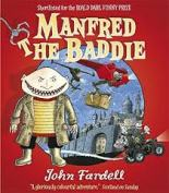 Cover of Book, Manfred the Baddie