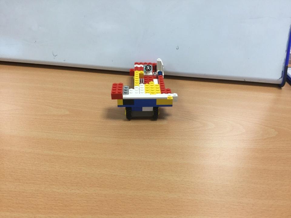 My Cool Lego Model | Rowanfield School